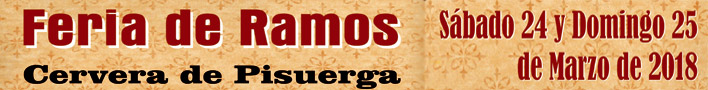 Feria de Ramos en Cervera de Pisuerga