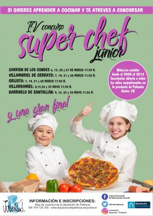 IV Concurso Super Chef Junio